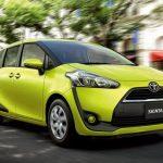 Harga dan Spesifikasi Toyota Sienta 2016 Terbaru