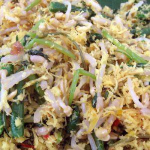 Resep Masakan Urap Sayur (Krawu) Jawa