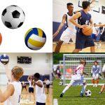 Berbagai Macam Permainan Bola Besar dan Kecil Serta Penjelasannya